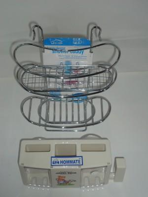 HOMMATE Stainless Steel Wall Shelf