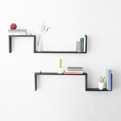 Rahkri RKWDS-15 Wooden Wall Shelf