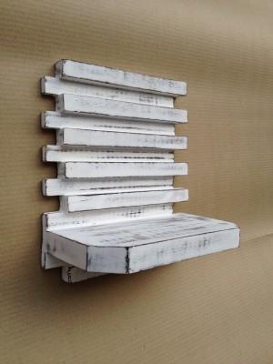 Saaga Wooden Wall Shelf