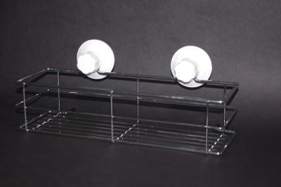 Gran Stainless Steel, Plastic Wall Shelf