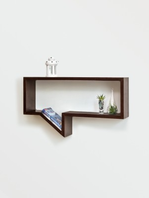 Navyou Wooden Wall Shelf