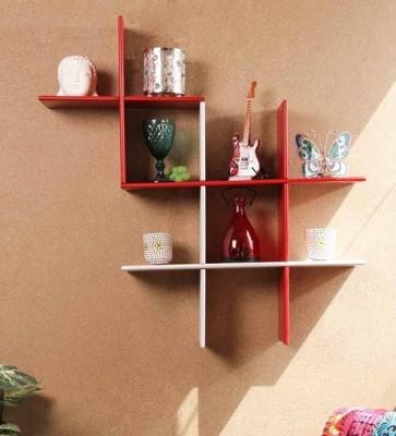 CP DECOR rack_shelf Wooden Wall Shelf