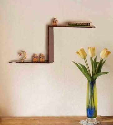 CP DECOR Wooden Wall Shelf