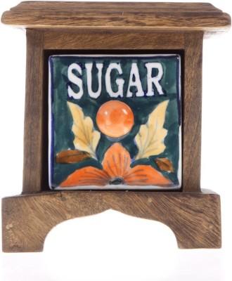 Fashion Craft Sugar Box Wooden Wall Shelf