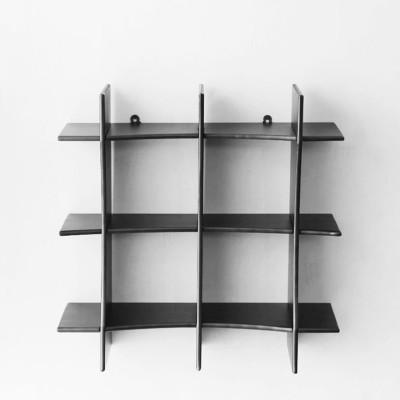 Rahkri RKWDS-16 Wooden Wall Shelf