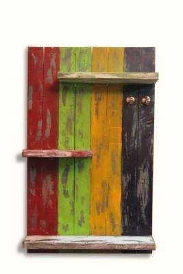 woodabble Wooden Wall Shelf