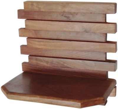 Mavi Wooden Wall Shelf