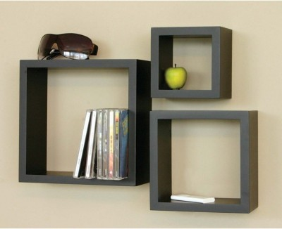 Mart n Art Wooden Wall Shelf