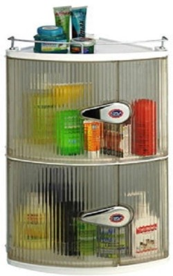 Cipla Plast Crystal Plastic Wall Shelf