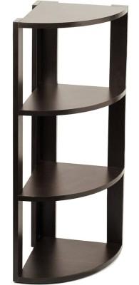 A10 Shop MDF Wall Shelf(Number of Shelves - 4)