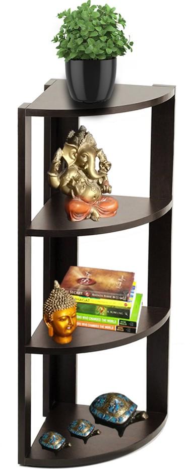View A10 Shop MDF Wall Shelf(Number of Shelves - 4) Furniture (A10 Shop)
