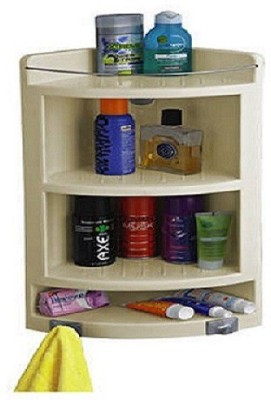 Cipla Extra Large Cabinet Plastic Wall Shelf
