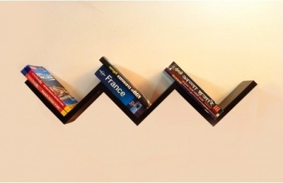 HardikaFurniture w shaped MDF Wall Shelf