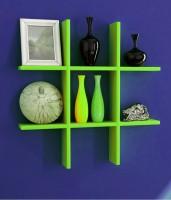 AYMH MDF Wall Shelf(Number of Shelves - 1)