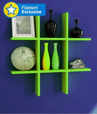 Home Store Wooden Wall Shelf
