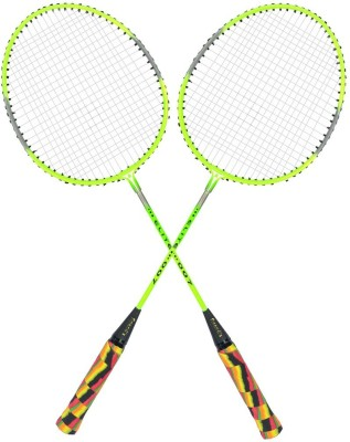 Guru Elite-3 G4 Strung Badminton Racquet