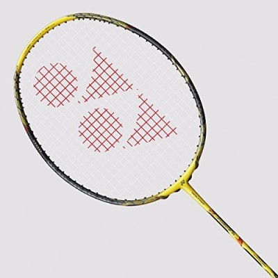 Yonex Voltric Z Force 2 Ld With Nano Gy 99 Gutted In 26-27 Tension From The World No. 1 Stringing Machine Protec 8 G4 Strung Badminton Racquet