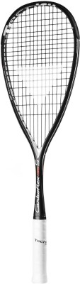 Tecnifibre Carboflex Squash Racquet G4 Squash Racquet(White, Black, Weight - 310 g)