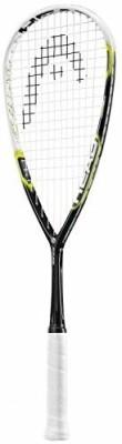 Head Graphene Cyano 115 Squash Racquet G4 Strung Squash Racquet(Multicolor, Weight - 115 g)