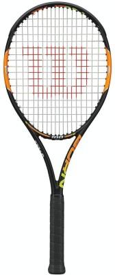 Wilson Burn 100 Team 4 1/4 Unstrung Tennis Racquet