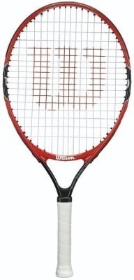 Wilson Roger Federer Tennis Racquet, Junior 23-inch 4 3/8 Inch Tennis Racquet