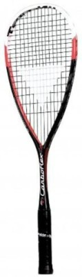 Tecnifibre 2012 Carboflex 140 Basaltex G4 Strung Squash Racquet(Multicolor, Weight - 180 g)
