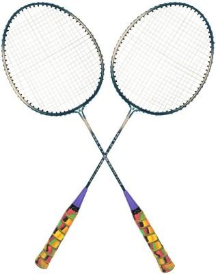 Guru Lotto-2 G4 Strung Badminton Racquet