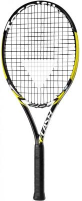 Tecnifibre T-Flash 26 Junior Tennis Racquet G4 Strung Tennis Racquet(Multicolor, Weight - 250 g)
