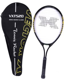 Vector X Vxt 520 25 inches with full cover 3# Strung Tennis Racquet