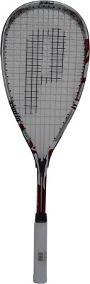 PRINCE TF ELITE RED G0 Strung Squash Racquet