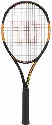 Wilson Burn 100 4.375 Unstrung Tennis Racquet