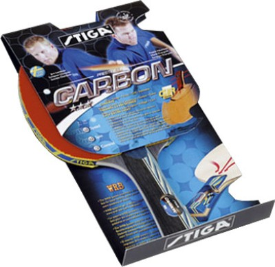 Stiga Carbon CR Table Tennis Racquet
