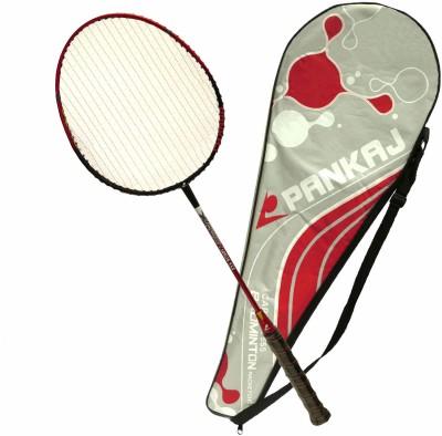 Pankaj Carbon 555 G4 Strung Badminton Racquet