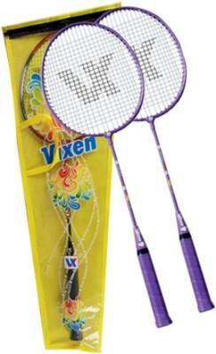 Vixen Happy Kids Gift Set - Juniors 1.25 Strung Badminton Racquet