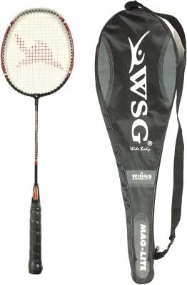 WSG Maglite Strung Badminton Racquet