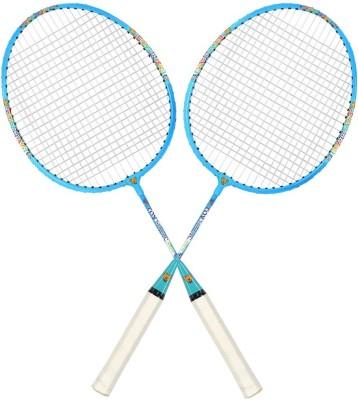 Guru Toy Magic-4 G4 Strung Badminton Racquet
