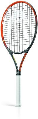 Head Radical 26 Junior Tennis Racquet G4 Strung Tennis Racquet(Black, Orange, Weight - 240 g)