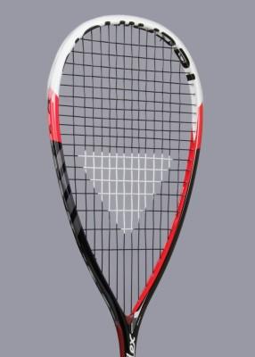 Tecnifibre Carboflex 140 Basal Tex Squash Racquet