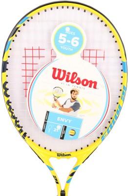Wilson Envy 21 3 1/2 Strung Tennis Racquet