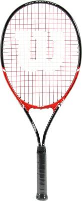 Wilson Fusion 4 1/2 Strung Tennis Racquet