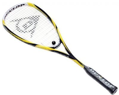 Dunlop Blackstorm Graphite G4 Strung Squash Racquet