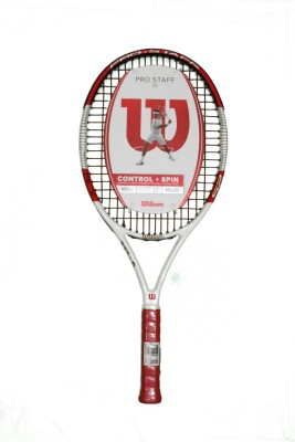 Wilson Pro Staff @5 4 3/8 Strung Tennis Racquet
