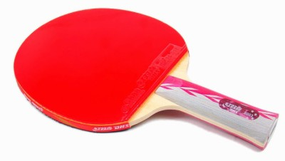 Double Happiness A4003 G4 Strung Table Tennis Paddle