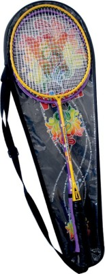 Vixen Happy Times Gift Set 1.25 Strung Badminton Racquet