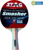 Stag Smasher Table Tennis Racquet (Red, ...