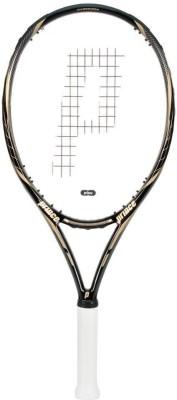 Prince Premier 115 ESP Tennis Racquet G4 Strung Tennis Racquet(Black, White, Weight - 266 g)