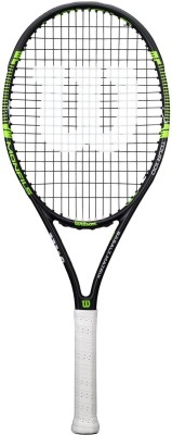 Wilson Monfils Tour 100 4 3/8 Strung Tennis Racquet