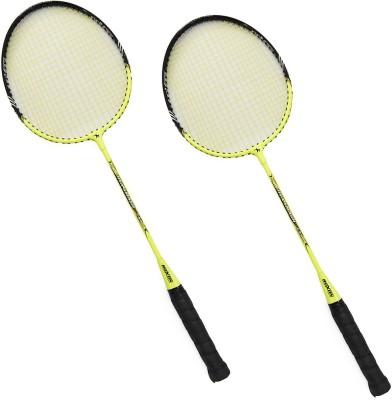 sunley roxon jiya smash,2 pc 6 Strung Badminton Racquet