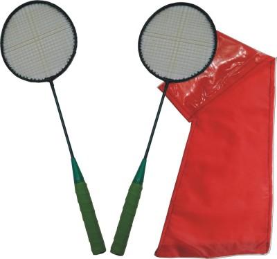 Jayam Rangiiila (2 RACKET + Bag) G4 Strung Badminton Racquet