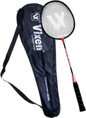 Vixen Carbonex Plus 1000 1.25 Strung Badminton Racquet